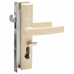 Lockwood Screen door lock primrose