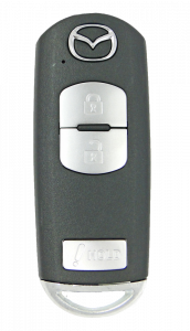 Mazda proximity remote key
